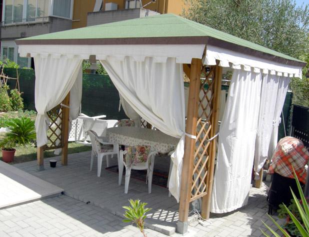Gazebo Milano