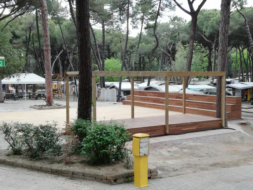 Campeggio Villaggio del Sole, Marina Romea